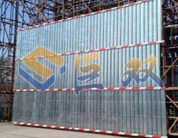 铝板爬架网价格