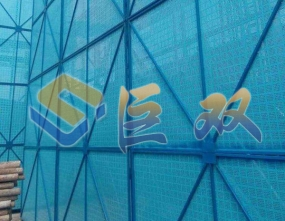 河南米字型爬架网