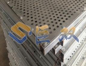 镀锌板爬架网价格
