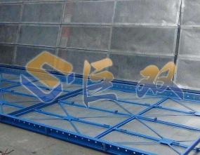 铝板爬架网批发