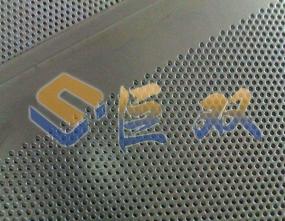 镀锌冲孔网安装
